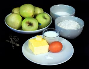 Ingredientes tarta tatin